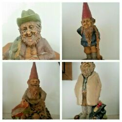 13 Piece Tom Clark Huge Lot Collection Gnomes Rare Hand Signed All Retired