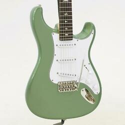 Paul Reed Smith John Mayer Silver Sky Electric Guitar With Gig Bag, Orion Green