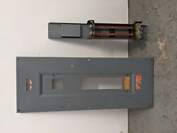 Xo-5m -cutler Hammer/square D 100a Amp 20sp Space Mb Load Center Bus Bar Panel-u
