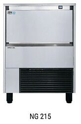Commercial Self Contained Ice Cube Machine Itv Spika Ng 215
