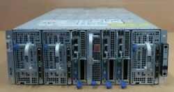 Dell PowerEdge C8000 3x C8220 2x CPU/16 DIMM/2x Bay +3x C8000XD 12x Bay Node CTO
