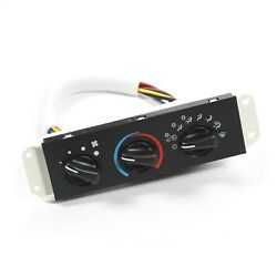 Omix-Ada 17903.06 Climate Control Panel For 99-04 Wrangler (TJ) CSW