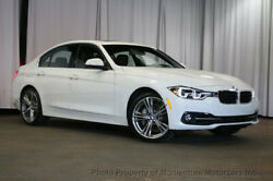 2017 BMW 3 Series 340i 340i 3 Series SPORT PACKAGE APPLE CARPLAY DRIVING ASSISTANCE PACKAGE 4 dr Seda