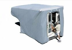Adco Premium Rv Truck Camper Cover -fits 10 To 12 Foot Campers.