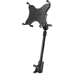 Ram-238-wct-9-un9 Ram X-grip Wheelchair Seat Track Mount For 9-10 Tablets