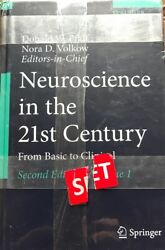 Neuroscience In The 21st Century From Basic To Clinical English Hardcover Boo