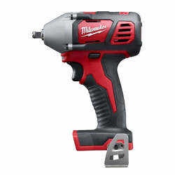 Milwaukee 2658-20 M18 18v 3/8-inch Impact Wrench W/ Belt Clip - Bare Tool