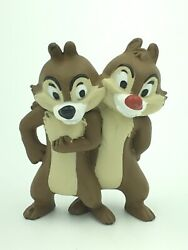 Disney Mcdonald's Happy Meal Chip And Dale Rescue Rangers Pvc Figurine