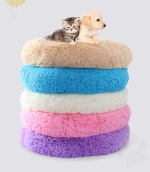 Marshmallow Bed For Dogs and Cats - Soft Comfy and Fluffy Bed pillow for Pet