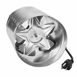 6-Inch iPower  240 CFM Booster Fan Inline Duct Vent Blower for HVAC