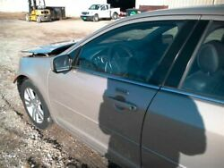 2006-2012 Ford Fusion Front Driver Left Door Tan 2007 2008 2009 2010 2011 06 07