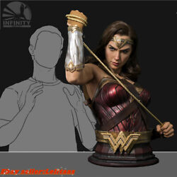 Infinity Studio Wonder Woman 1/1 Bust Resin Statue Collectibles Sculpture Figure