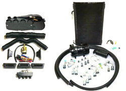 Gearhead Ac Heat Defrost Air Conditioning A/c Super Kit W/ Vents Fittings Hoses