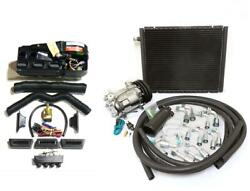 Gearhead Ac Heat Defrost Air Conditioning Compac Kit W Fittings Hoses Compressor