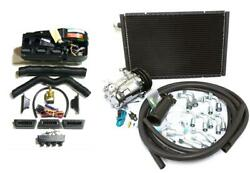 Gearhead Compac Ac Heat Defrost A/c Air Conditioning Kit + Fittings Hoses Vents