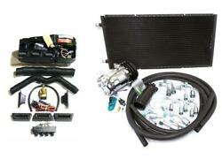 Gearhead Ac Heat Defrost Air Conditioning Compac A/c Kit + Fittings Vents Hoses