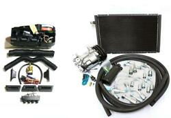Gearhead Ac Heat Defrost Compac Air Conditioning A/c Kit + Compressor And Fittings