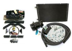 Gearhead Ac Heat Defrost Compac Air Conditioning A/c Kit + Vents Hoses Fittings