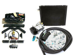 Gearhead Ac Heat Defrost Air Conditioning Compac Kit W/ Fittings Compressor A/c