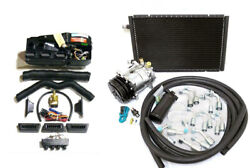 Gearhead Ac Heat Defrost Air Conditioning Compac Kit + Fittings Hoses Compressor