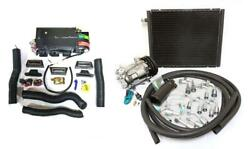 Gearhead Ac Heat Defrost Air Conditioning Mini A/c Kit + Fittings And Compressor