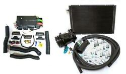 Gearhead Ac Heat Defrost Mini Air Conditioning Kit W/ Compressor Hoses And Vents