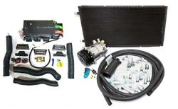 Gearhead Ac Heat Defrost Air Conditioning Mini A/c Kit With Vents And Fittings