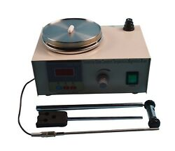 US Shipping!Magnetic Stirrer Hot Plate Heating Stirring Holder Laboratory 210001