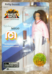 Mego Kelly Garrett Figure Charlieand039s Angels Le Marty Abrams 65/10000 Low Number