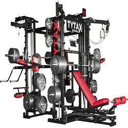 470 Exercises - T3-X - Ultimate Home Gym - Made in Europe - TYTAX