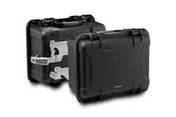 SW Motech Nanuk Motorcycle Panniers Side Cases - Yamaha MT09 / Tracer 900