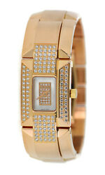 Concord La Scala Diamond 18K Rose Gold Watch 54-H5-1442