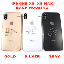 Oem Back Glass Housing Battery Cover Frame Replacement For Iphone Xs Xs Max