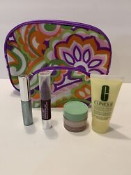 CLINIQUE Cosmetic Set 6 pieces $15.00