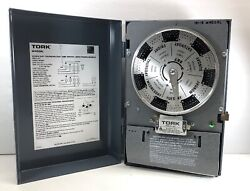 Tork W400bl - 7 Day Time Switch With Reserve Power - Spec Grade Control