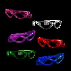 Lumistick LED Stylish Trendy Inspired Polarized Protection Party Sunglasses Lot