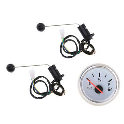 3 X Fuel Gauge Tank Float For Gy6 Scooter Dirtbike+fuel Level Gauge White