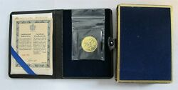 1978 Canada 100 Dollars Gold Coin National Unity 9999 1/2 Troy Oz.