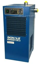 Schulz 100 Cfm Refrigerated Compressed Air Dryer, 20hp And 25 Hp Compressors, 115v