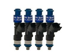 Fic 650cc For 95-99 Mitsubishi Eclipse Neon Dsm 420a High-z Fuel Injector Set