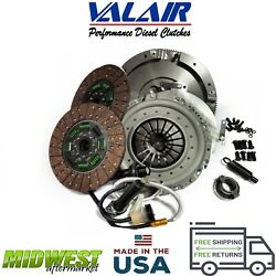 Valair Quiet Street Dual Disc Clutch For 2005.5 17 Dodge Ram 5.9L 6.7L Cummins $1395.00