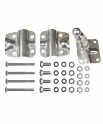 Seastar Solutions Sa27149p Outboard Stainless Steel Steering Clamp Block