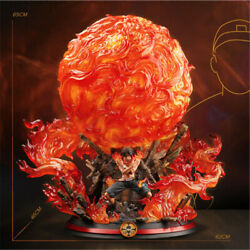 One Piece Portgas D Ace Statue Model Kits Collections Resin Gk Bp Studio New