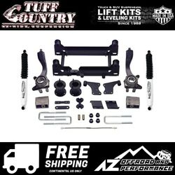 Tuff Country 5 Lift Sub Structure Shocks 2004 Toyota Tundra 4wd 2wd 55906kn