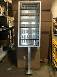 Instructional 7 Sections Car Wash Fixture With Led Anodized Aluminum Fixture