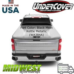 Undercover Elite Lx Black Bed Cover Fits 2019 Gmc Sierra 1500 5'8 Bed