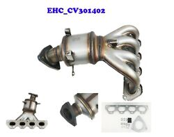 Fit 09-11 Chevy Aveo / Aveo5 09-10 Pontiac G3 Front Manifold Catalytic Converter