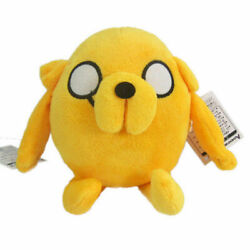 8quot; Jake Plush Toy Adventure Time with Finn and Jake Kids Stuffed Toy Doll Gift $11.99