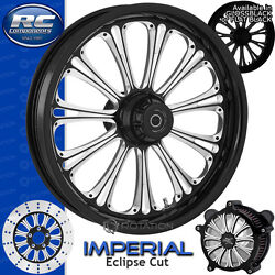 Rc Components Imperial Eclipse Custom Motorcycle Wheel Harley Touring Baggers 21