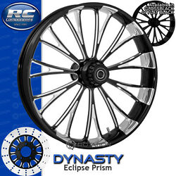Rc Components Dynasty Eclipse Custom Motorcycle Wheel Harley Touring Baggers 21